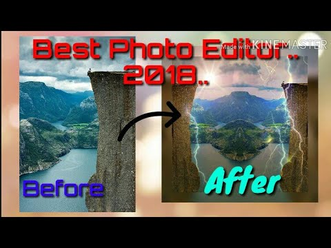 Best Photo Editor 2018 With Everything For Android ... Quick Demo.. // By:- ALL IN ONe //