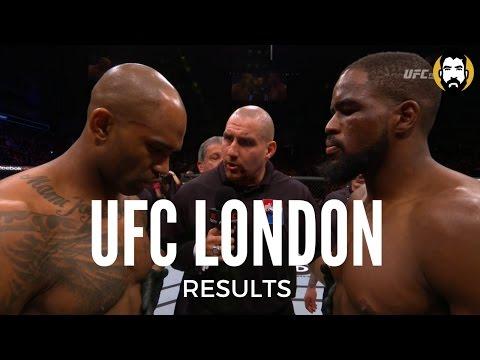 UFC Results: Jimi Manuwa vs. Corey Anderson, Gunnar Nelson vs. Alan Jouban
