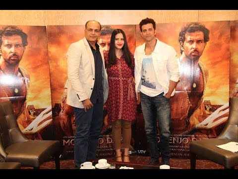 Interview with Hrithik Roshan & Ashutosh Gowariker About Mohenjo Daro