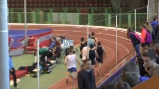 800м юниоры 7 забег Емельянов Никитин Мягкий