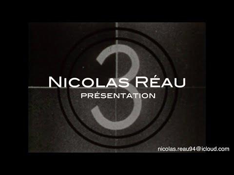 Présentation Nicolas Réau