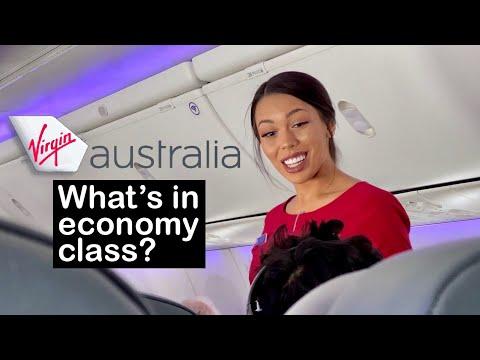 CRYING VIRGIN Australia | VA413 Adelaide To Sydney (737 ECONOMY Class)