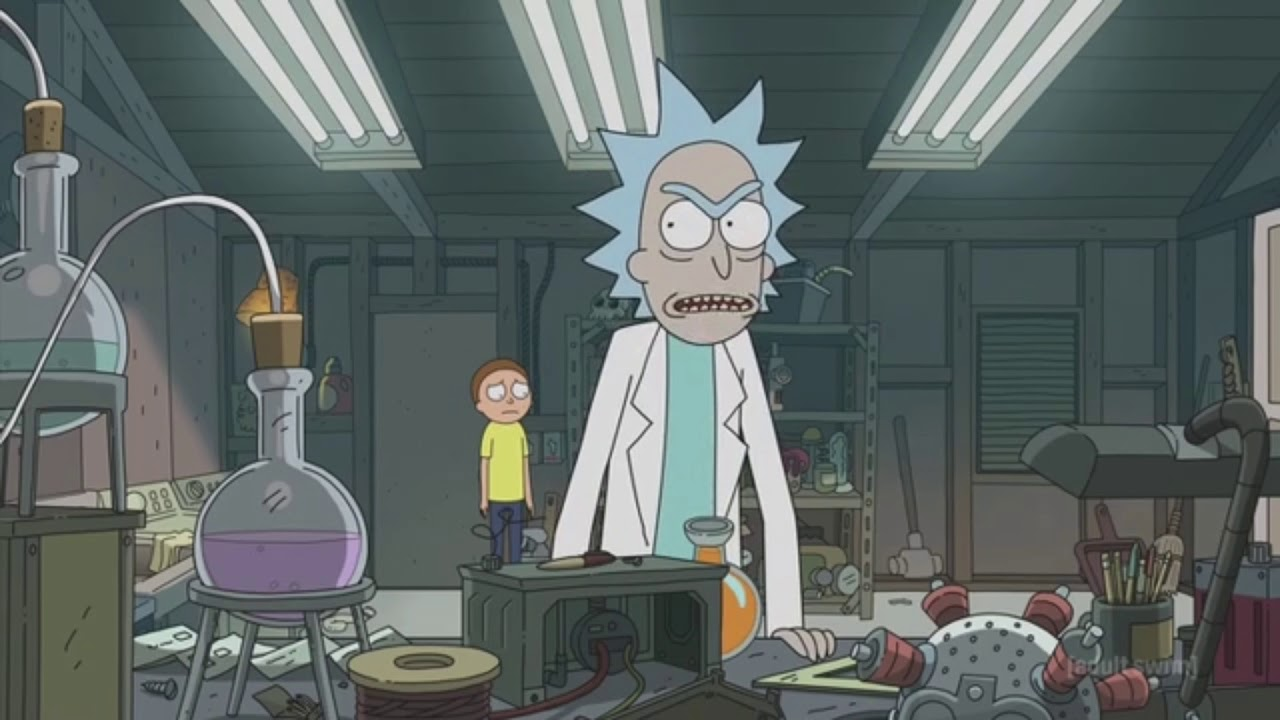 Download Rick and Morty - Morty accidentally kills 10 people season 3 episode 8