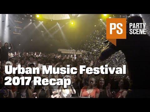 Urban Music Festival Aftermovie 2017 @ Versuz | Partyscene TV