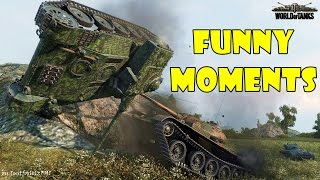World of Tanks - Funny Moments | HELLO SPRING!