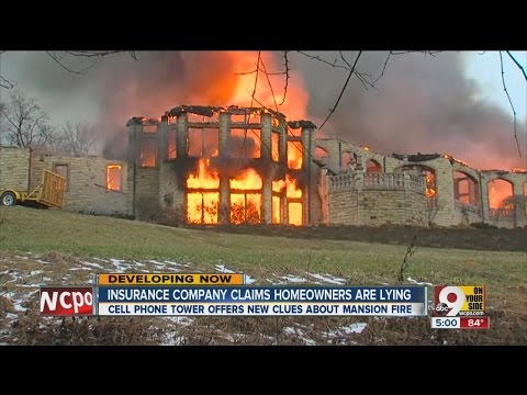 Insurance Company Claims Owners Of House Destroyed In Fire Are Lying