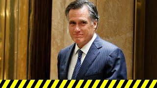 Mitt Romney's Link to Trump-Russia Dossier