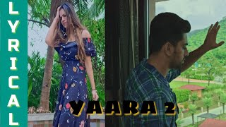 YAARA 2 | MAMTA SHARMA | ZAIN IMAM | ARISHFA KHAN | LUCKY DANCER | LYRICAL SONG | SONGS 2019