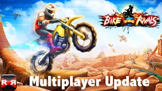 Bike Rivals (By Miniclip) - New Update & Multiplayer - iOS - iPhone/iPad/iPod Touch Gameplay