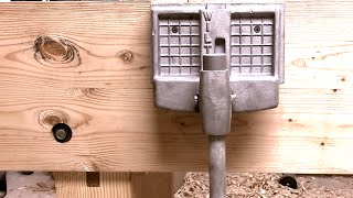 Poor Man's Carpenter's Bench   17 Wranglerstar