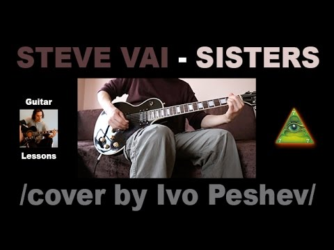 Steve Vai - Sisters (Cover by Ivo Peshev)