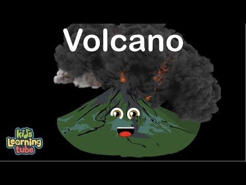 Volcano/Volcano Eruption/Volcano Song for Kids