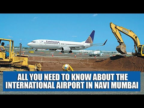 All you need to know about the international airport in Navi Mumbai