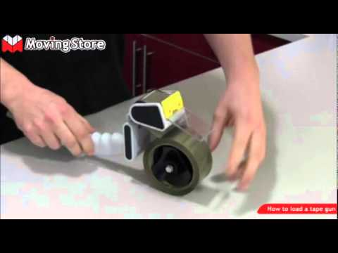 How To Use And Load Tapegun
