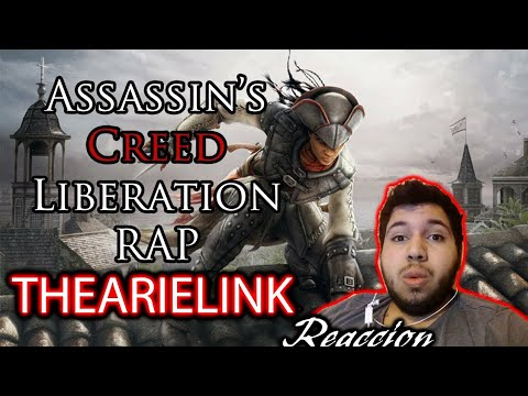 Assassin's Creed Liberation | RAP | REMAKE | TheArielink | 2018 | (Prod.Tunna Beatz) | Reaccion