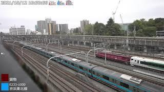 EF81-134[長岡]+E257系5500番台OM-53編成 AT出場配給