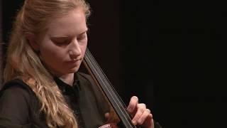 Kristina Winiarski: Poulenc Cello Sonata - II. Cavatine