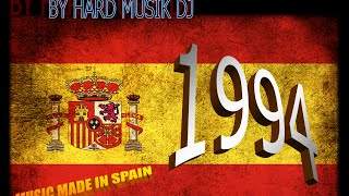TECHNO 1994 MUSIC FROM SPAIN VOL.01