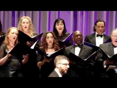 LA Opera Chorus - Leoncavallo Bell Chorus from Pagliacci