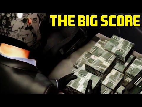 HEIST OD PREKO 200 MILIONA DOLARA ! Grand Theft Auto V - The Big Score