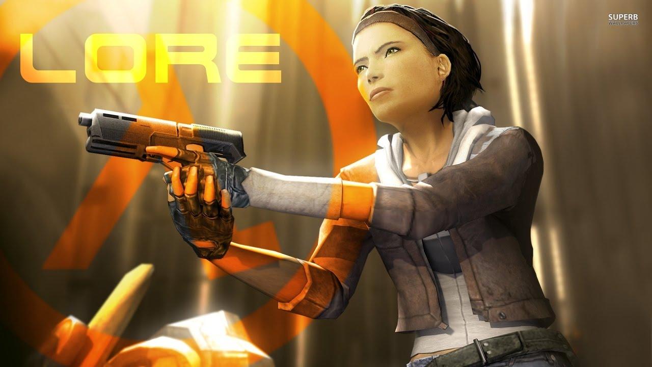 20. Alyx Vance (Half Life 2) - Lakebit