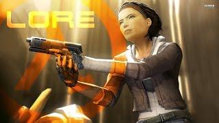 Half Life Lore - Alyx Vance