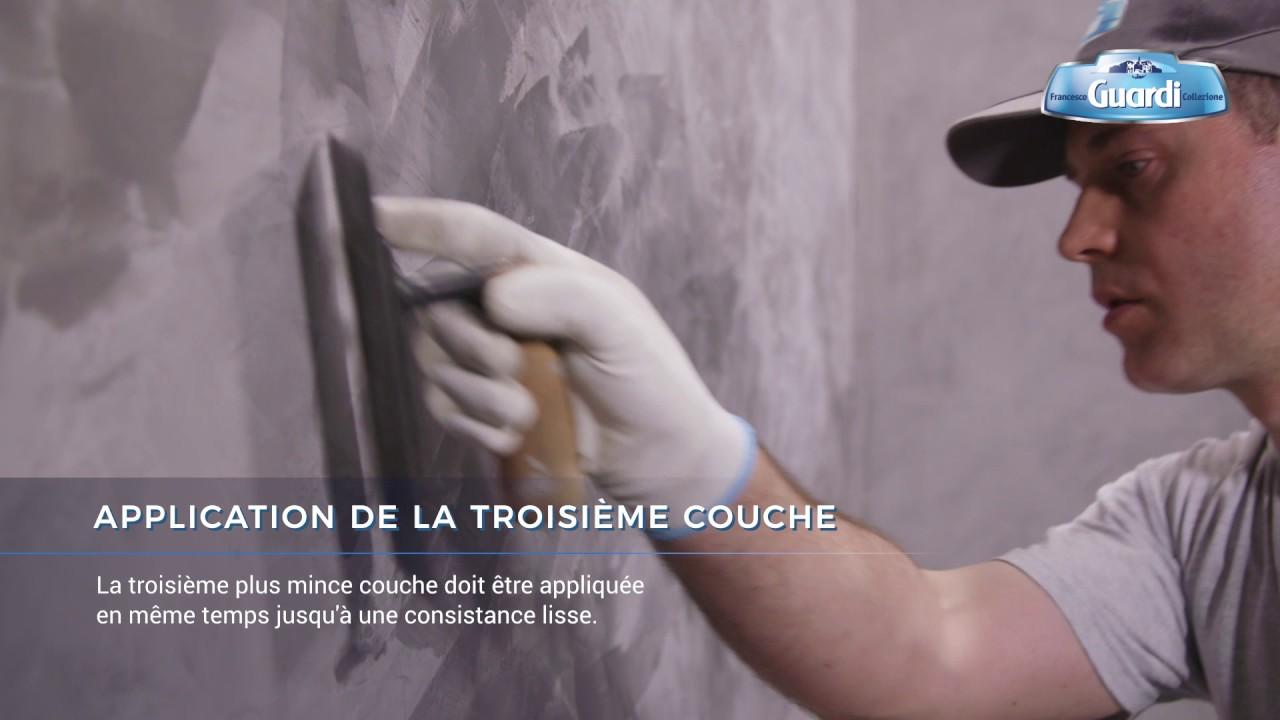 Download Stuc à la chaux - Francesco GUARDI Collezione - film d'instructions