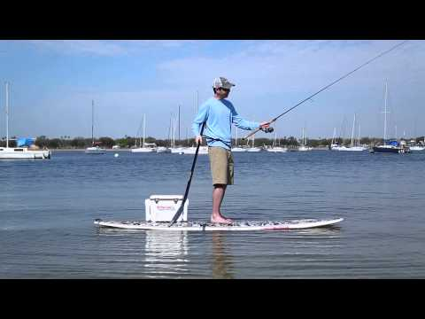 Paddleboard Fishing Tips - Inshore Flats and Backcountry Fishing Edition