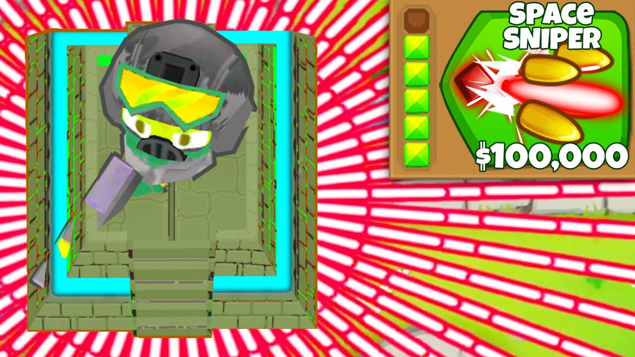 Download This Space Sniper Is From the Future... (Modded BTD 6)