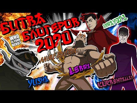 Если бы про Битву Блоггеров 2020 сняли аниме [World Of Tanks]