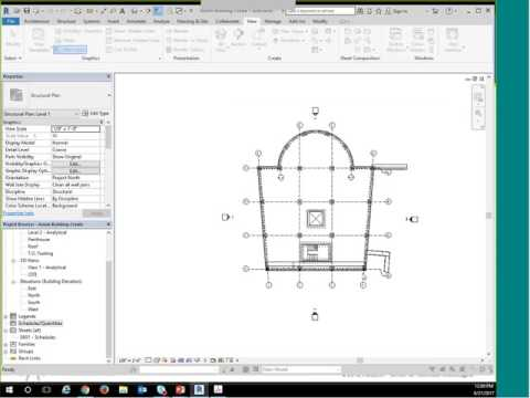 ASCENT Webcast: Schedules Inside and Out using Autodesk Revit