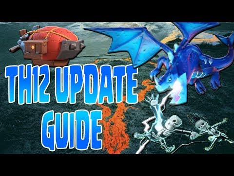 TH12 UPDATE GAME PLAY! Complete Guide & New Strategy | Clash of Clans