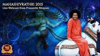 Maha Shivaratri Celebrations at Prasanthi Nilayam (Morning Program)  - 17 Feb 2015