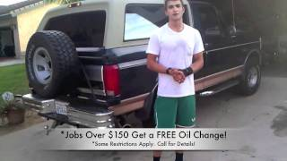 Southbay Tuning San Diego Mobile Auto Mechanic | Satisfied Customer