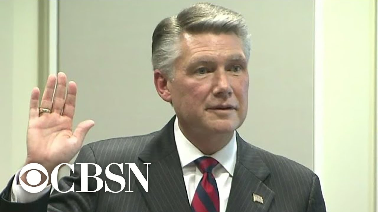 Republican Mark Harris drops out of disputed North Carolina congressional race
