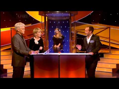 Holly Willoughby All Star Mr and Mrs 2nd Jan 2010.part2.