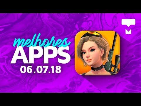 Melhores Apps da Semana para Android e iOS (06/07/2018) - TecMundo