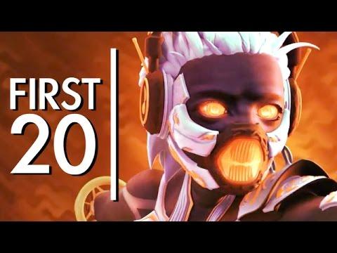 Klang - First20