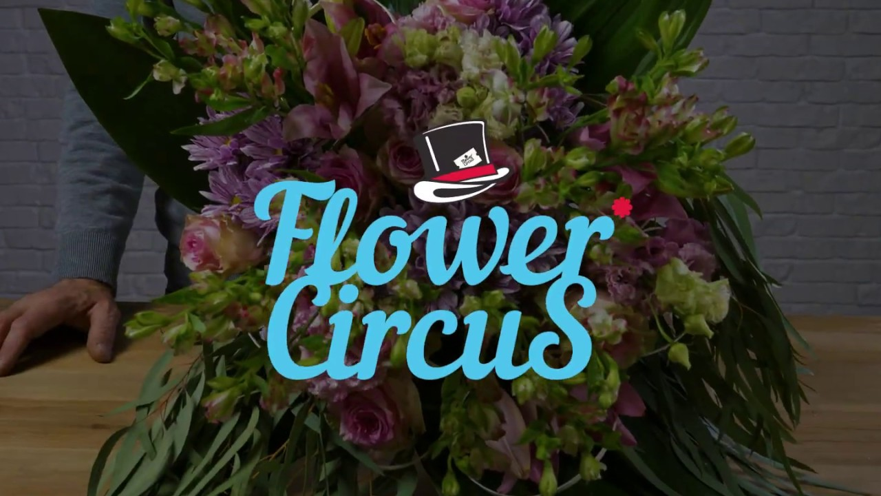 How to Make a Romantic Frame Bouquet | Flower Circus, 13+