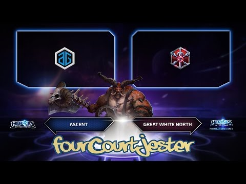 Road to Blizzcon: July - Ascent vs Great White North - G1