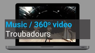 Troubadours - VR Medieval music recorded with ZYLIA ZM-1
