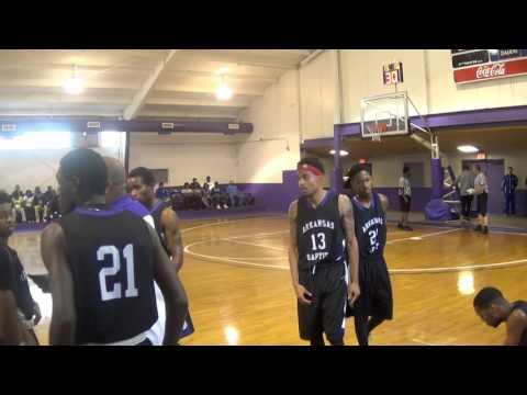 Arkansas Baptist College Basketball 1