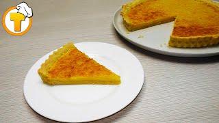 Лимонно-апельсиновый пирог. Пошаговый рецепт.