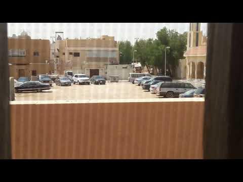 THE VIEW OF RIYADH STREETS 7:30-AM