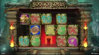 Book of Souls by GiG Games ★ New Online Slot Review