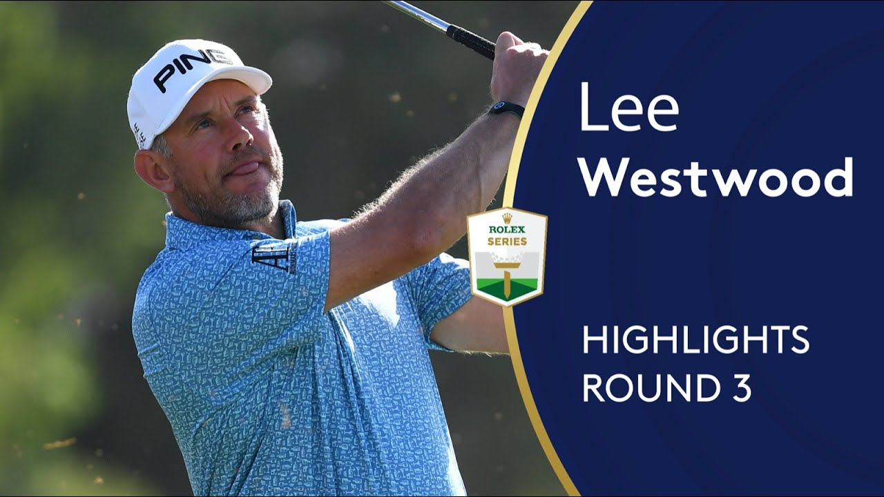 Lee Westwood shoots 65 in Abu Dhabi | Abu Dhabi HSBC Golf Championship Presented By EGA