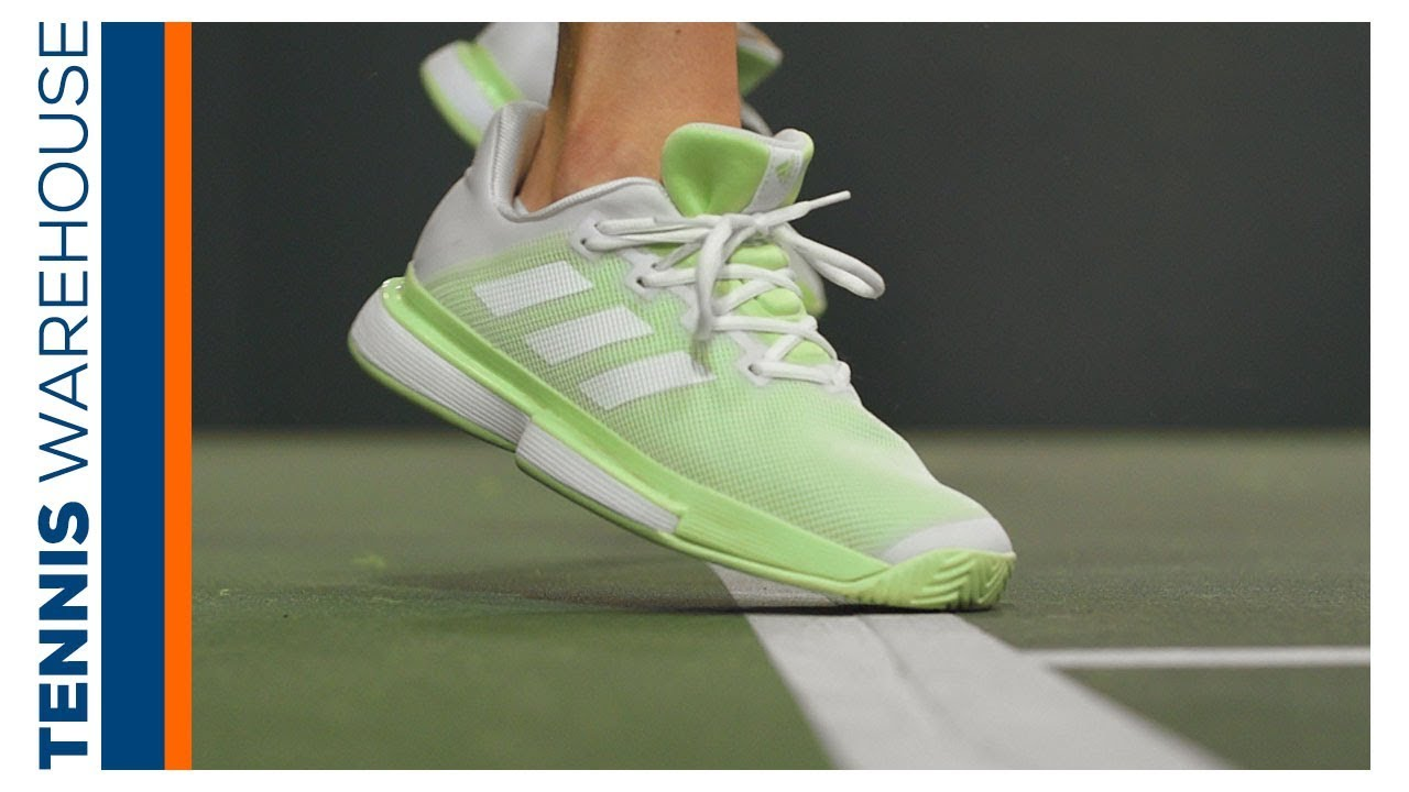 adidas SoleMatch Bounce Tennis Shoe