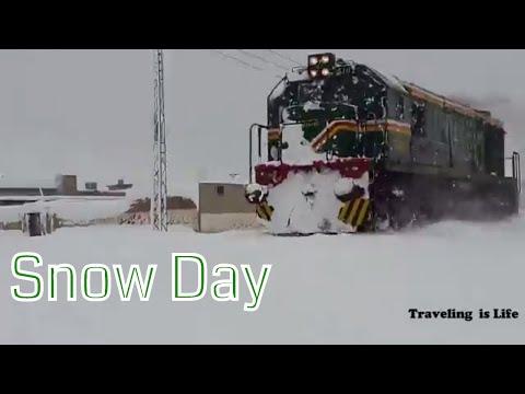 Snow Day Quetta 2018