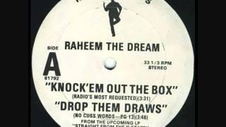 Raheem The Dream - Knock em Out The Box 1992 (Atlanta Classic)