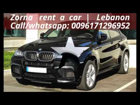 Beirut rent a car